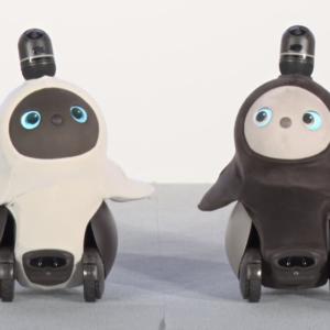 愛するために生まれた「LOVOT(ラボット)」が本日リリース&初期出荷分のWEB予約受付開始!