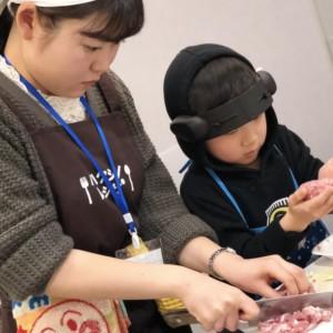 子どもの脳活動が活発になるキッチン学の実験現場に潜入!ハクシノレシピ《前編》