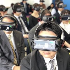 「VR 発達障害」で体験する当事者の知覚世界、障害の自分ごと化を促進