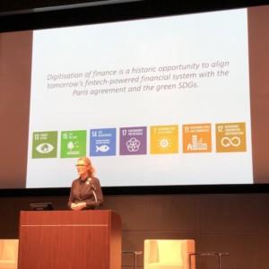 グリーン・デジタル・ファイナンス、環境に対する行動変容を設計せよ 〜FIN/SUM 2019 Report 6