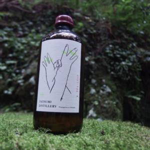 日本茶の「生葉」を使ったクラフトジンが誕生。お茶ベンチャーのTeaRoom と辰巳蒸留所が共同開発