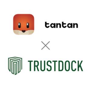 中国発マッチングアプリ「Tantan」が本人確認業務を強化。TRUSTDOCKのe-KYCサービスを導入