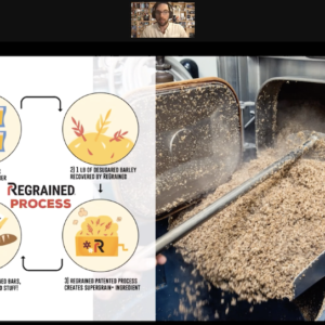 ビール製造過程のムダから、アップサイクル商品を開発 〜アドライトFoodTechセミナー後編
